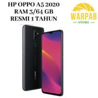 HP OPPO A5 2020 3/64 GB - A 5 RAM 3GB INTERNAL 64GB GARANSI RESMI
