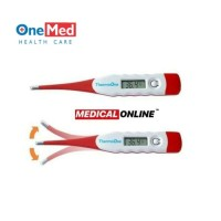 THERMOMETER DIGITAL FLEXIBLE ALPHA 3 ONEMED THERMO ONE