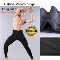 Legging Celana Musim Dingin Pria / Long John Thermal 02