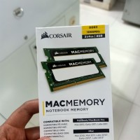 CORSAIR APPLE MAC (2x4) 8 GB (2x4) 8GB 1066MHZ MACBOOK PRO IMAC MEMORY