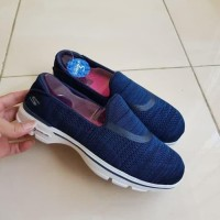 Sepatu Original Skechers Gowalk3 Renew Woman