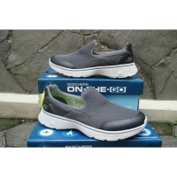 SEPATU SKECHERS GOWALK 4 INCREADIBLE ORIGINAL