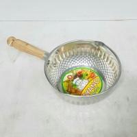 Panci Susu / Panci Indomi Aluminium 18 cm