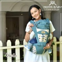 GENDONGAN HIPSEAT OTHELLO MBG 2016 by MOM S BABY