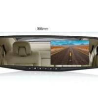 Car Camcorder Camera DVR/ kamera kaca rearview spion Mirror