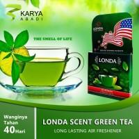 PARFUM MOBIL PENGHARUM RUANGAN GREEN TEA - LONDA SCENT AIR FRESHENER