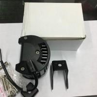 Lampu Tembak Sorot Cree Work 2Mode 6 Led 18 Watt Waterproof Sinar