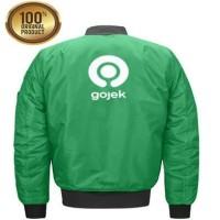 jaket bomber hijau jaket parasut jaket gojek jaket waterproof