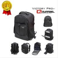 Big Sale Tas Kamera Dslr Backpack Quarzel Victory Pro Masuk Laptop