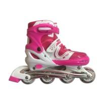 Sepatu Roda Anak / Inline Skate Anak FREE BAUT BAJAJ