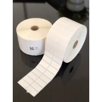 """Label Sticker Barcode 33x15mm Semicoated(2 Lines isi 10.000Pcs)Core 1"""""""