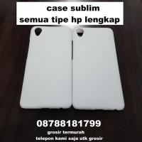 Casing Case Sublim 3d Semua Tipe HP Terlengkap dan Termurah