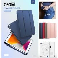 Case iPad 9.7 / 6 2018 / 5 2017 / Pro 2016 / Air 2 1 Osom Cover Casing - Merah Muda