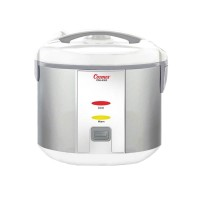 COSMOS Rice Cooker Stainless 2 Liter CRJ-9303