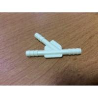 Pipa Plastik Konektor Selang Wiper Air Mobil