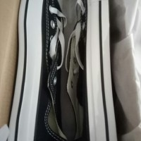 sepatu converse original sneakers all star ox basic Black Vietnam
