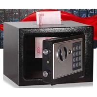 Brankas Mini Electric Password Deposit Box Celengan 4.6L 17E