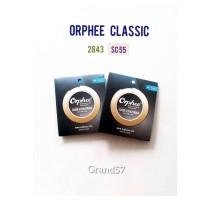 senar gitar classic nylon orphee coated SC55 2843 senar gitar klasik