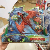 How To Train Your Dragon Hookfang Neck Snap Action Dreamworks Figure