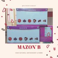 Amazon berries high batural antioxidant & fibre isi 30 saset