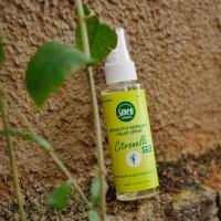 Smell Lemongrass Mosquito Repellent Liquid Spray