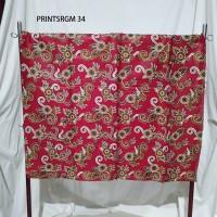 Kain Seragam Batik Pekalongan Printing 34