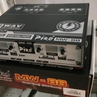 Amplifier walet Piro player mw88