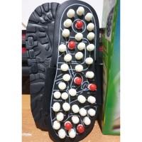 Sandal Refleksi Akupuntur Obat Alat Terapi kesehatan Sendal Reflexy - M 40-41