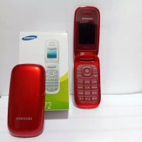 Samsung Lipat Caramel GT E1272 DUAL SIM GARANSI HARGA SPESIAL