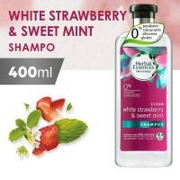 Herbal Essences White Strawberry & Sweet Mint Shampo 400ml