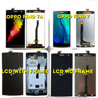 OPPO Find 7 X9076 X9007 7a X9006 LCD Display Touch Screen Glass Part
