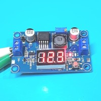 🔋LM2596 Digital Volt PWM Stabilizer Stepdown DC4V-40V To 1.37V-37V