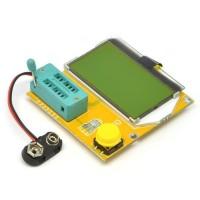 Mega328 LCR-T4 ESR Meter LCR Led Transistor Diode Triode Capacitance