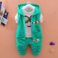baju set anak minion