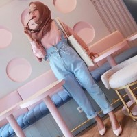 Alina overall Jeans