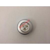 Lampu Emergency mini/ Lampu Lemari 3 Led