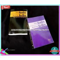 PAKET 2 BUKU Manajemen Pemasaran Philip Kotler - Edisi 13 Jilid 1 & 2