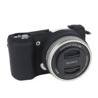 Grosir Silicone Case For Sony Alpha Mirrorless A5000/A5100 Terlaris,.-