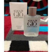 Jual Parfum Original Giorgio Armani Acqua di Gio White Men 100ml (EDT)