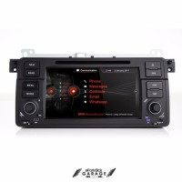 HOT SALE Head Unit Android BMW E46 Double Din Special Edition
