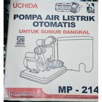 POMPA AIR LISTRIK UCHIDA MP-214 OTOMATIS