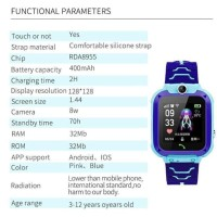 TERMURAH Jam Tangan Anak Q12 /Smartwatch Kids imoo Z5/Smart Watch Kids