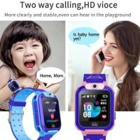PALINGLARIS NEW IMOO WATCH PHONE KIDS Q12 SMARTWATCH JAM TANGAN ANAK