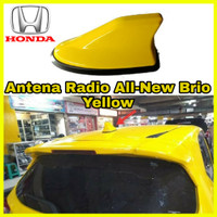 Honda All-new BRIO 2018-2019 Antena Sirip hiu sharkfin Yellow