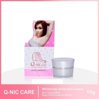 Q-NIC CARE Whitening Underarm Cream Thailand Pemutih Ketiak Selangkang