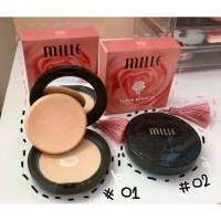 Mille Charcoal Matte Cover Pact SPF 25 PA++