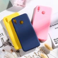 OOTD Premium Case Vivo V11i V15 V17 Pro Softcase Silikon