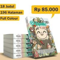 IQOMIC For Kids - Komik Islami Anak Terbaru