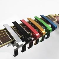 Capo Gitar Aluminium Alloy Murah Berkualitas