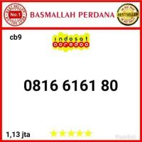 Nomor Cantik IM3 10 digit seri ABAB 6161 0816 61 61 80 cb09